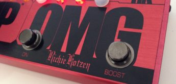 Test: Tech 21 Fly Rig RK 5, Gitarren Preamp