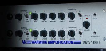 Test: Warwick LWA 1000, Bassverstärker