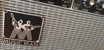Test: Music Man 112 RD 50, Gitarrenverstärker