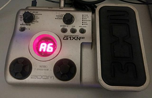 Zoom G1 XNext