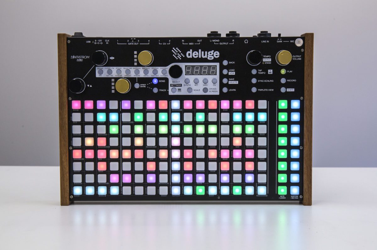 Synthstrom Deluge