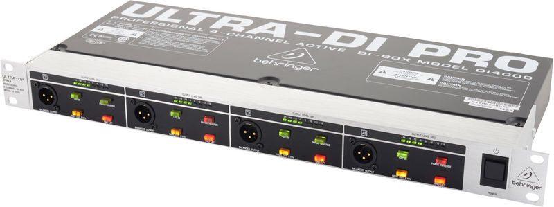 Behringer DI-4000 DI-Box