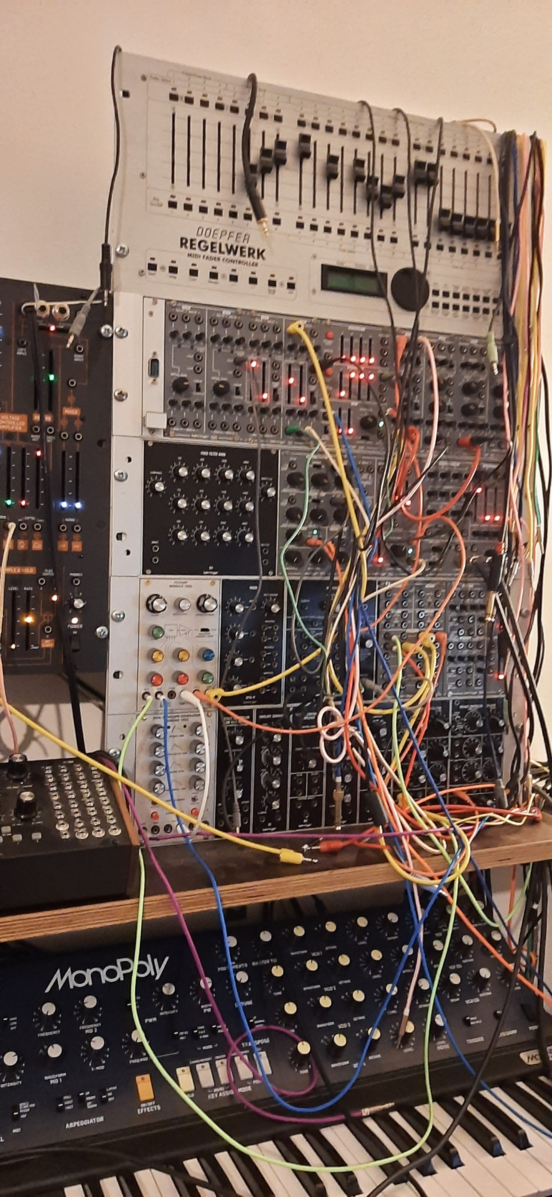 Modular Racks