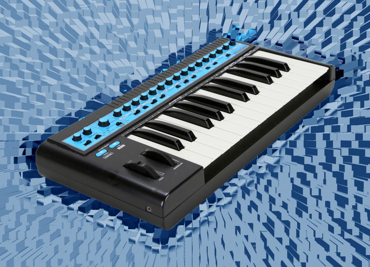 Novation Bass Station MK I