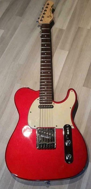 G&L Tribute ASAT Classic Red