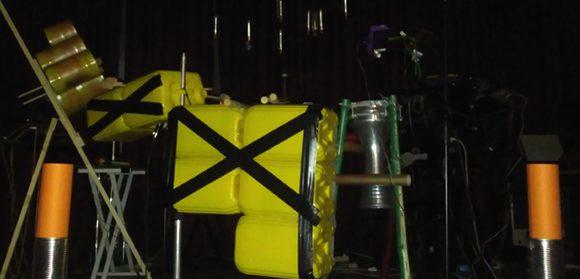 hypnotic percussion system (Y)