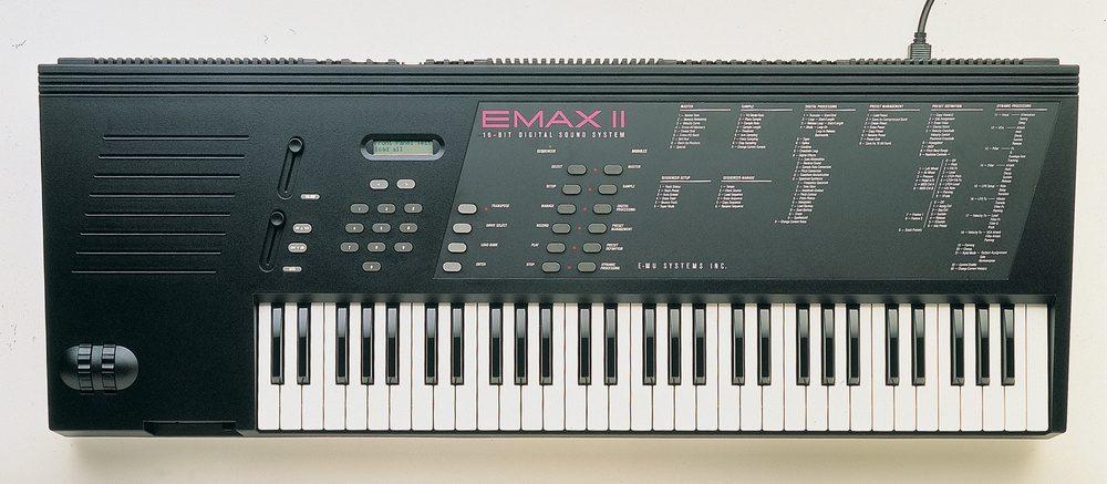 Emu Emax II Turbo