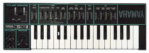 Yamaha CS01 II