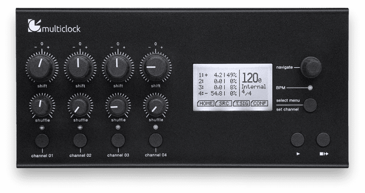 E-RM multiclock Professional Sync Box