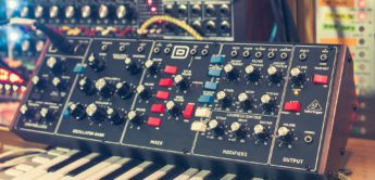 Test: Behringer Model D, Minimoog-Klon Synthesizer