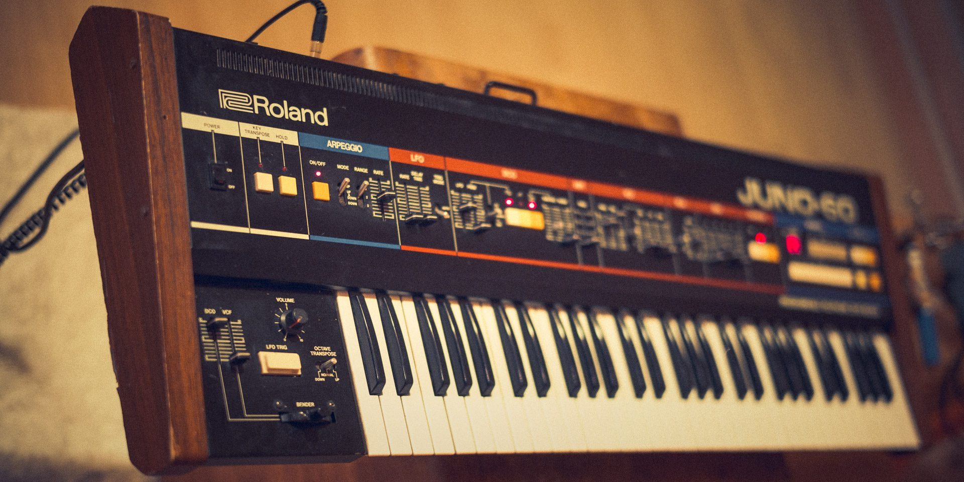 Roland Juno-60 (1982)