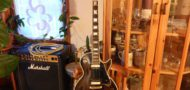 Gibson LP Custom 57 Black Beauty 60th