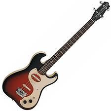 Danelectro Dano 63 Shortscale Bass