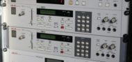 Akai AX73 Voice in Voice - gekoppelt mit 2 modifizierten VX 90