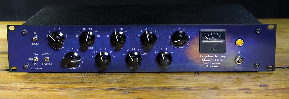 Tegeler Audio Manufaktur Créme