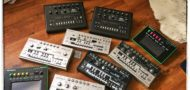 Diverse Bass Synthesizer